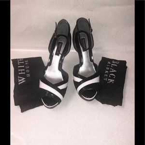 White House Black Market Tosha stiletto heels